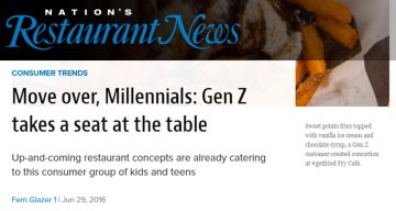Restaurant News - #Getfried article