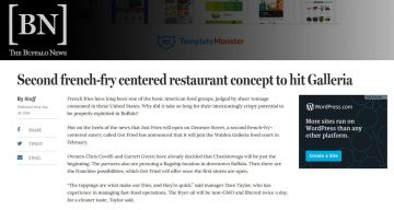The Buffalo News - Second french-fry centered restaurant concept to hit Galleria