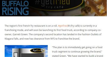 Buffalo Rising - #getfried is on a roll.