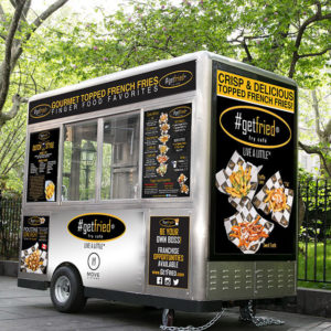 New York Get Fried Food Truck