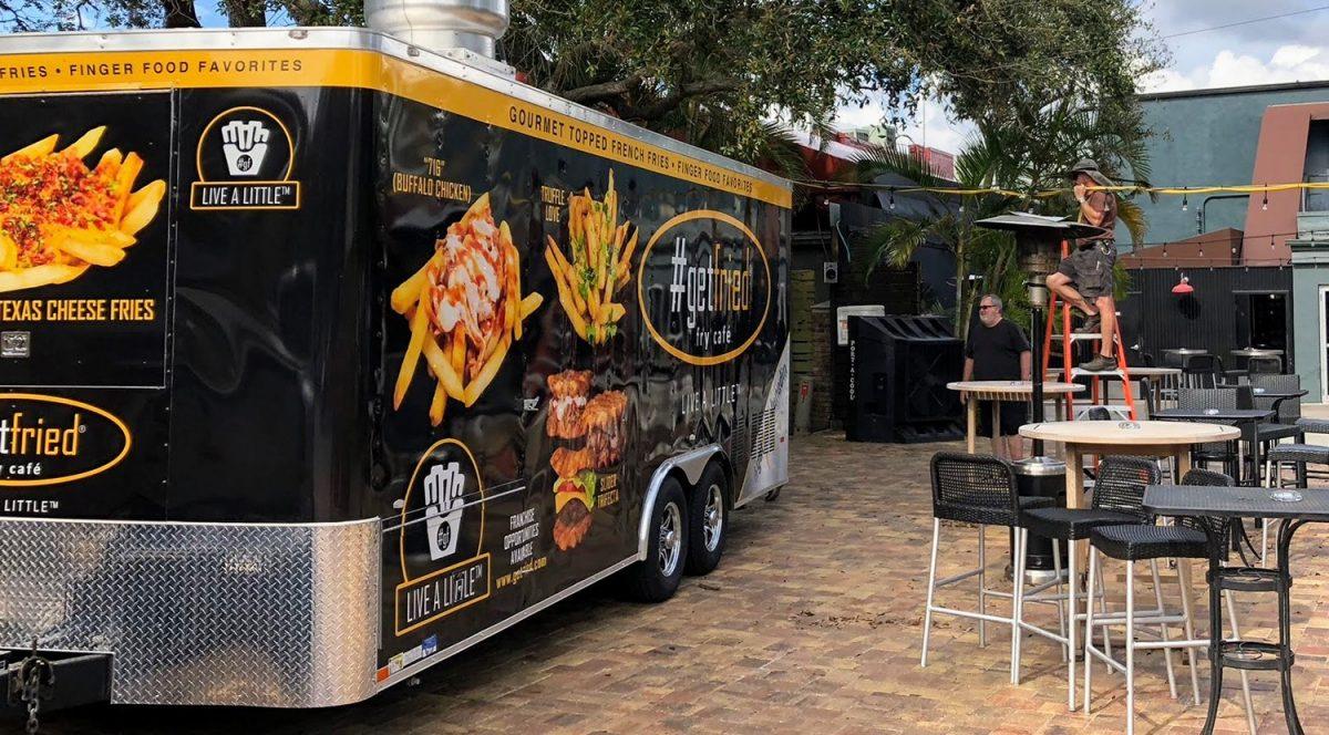 Long Beach Food Truck
